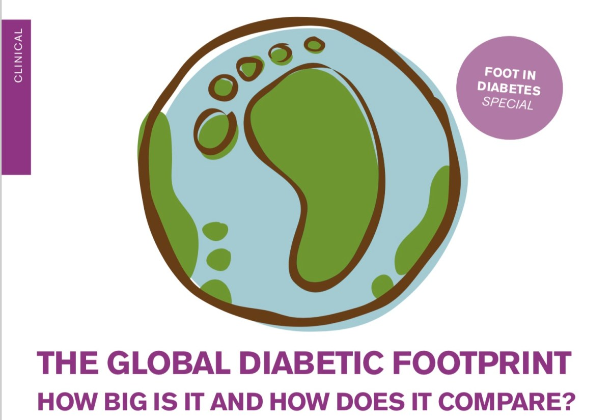 The Global Diabetic Footprint: How Big is it and How Does It Compare?